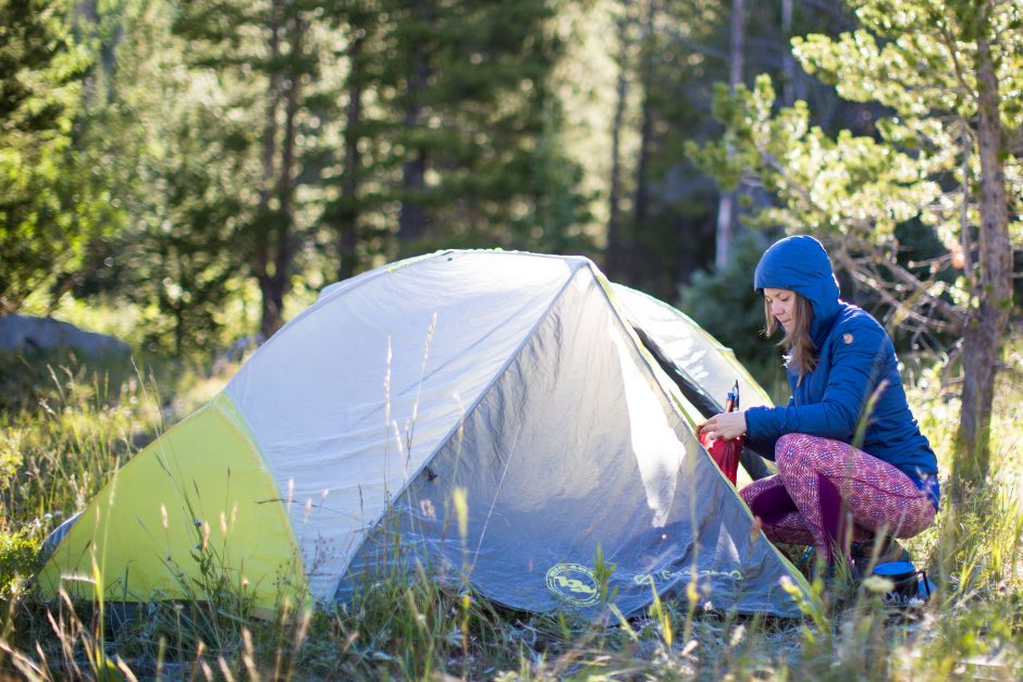 How to Choose the Best Tent for Backpacking